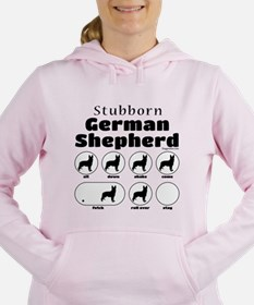 Stubborn Shepherd v2 Women's Hooded Sweatshirt