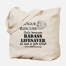 Dogue Rescuer Tote Bag