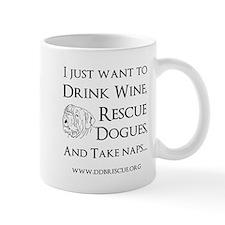 Drink Wine Mugs
