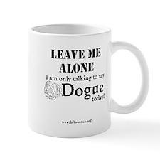 Leave me Alone Mugs