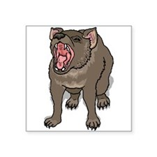Central Asian Shepherd Dog Sticker