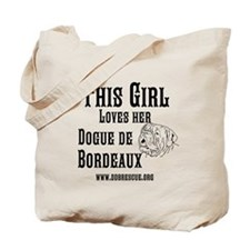 This Girl Tote Bag