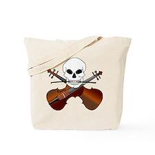 Violin Master Tote Bag