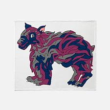 Swedish Lapphund Throw Blanket
