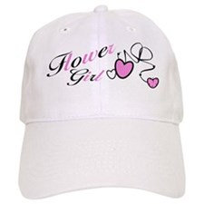 Flowergirl Baseball Cap
