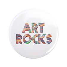 """Art Rocks 3.5"""" Button (100 pack)"""