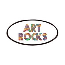 Art Rocks Patches