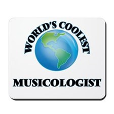 Musicologist Mousepad