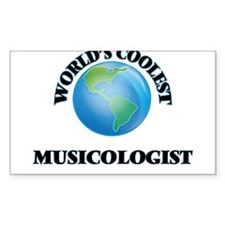 Musicologist Decal