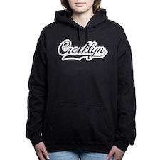 Crooklyn Women's Hooded Sweatshirt