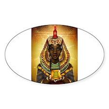 Egyptian Goddess Isis Decal