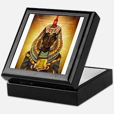 Egyptian Goddess Isis Keepsake Box