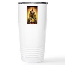 Egyptian Goddess Isis Travel Mug