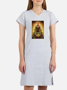 Egyptian Goddess Isis Women's Nightshirt