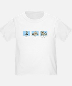 Snakes and Snails T