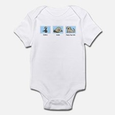 Snakes and Snails Infant Bodysuit