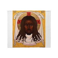 The Lion of Judah Throw Blanket