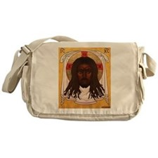 The Lion of Judah Messenger Bag
