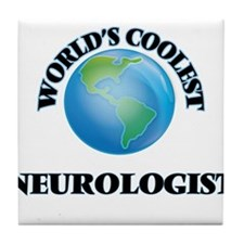Neurologist Tile Coaster