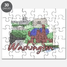 Unique Dc Puzzle