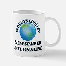 Newspaper Journalist Mugs