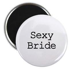 Sexy Bride Magnet