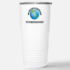 Nutritionist Stainless Steel Travel Mug
