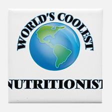 Nutritionist Tile Coaster