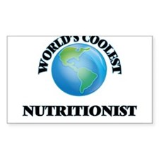 Nutritionist Decal