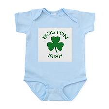 Boston Irish - Infant Creeper