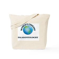 Palaeontologist Tote Bag
