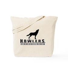 H.O.W.L.E.R.S. Logo Tote Bag