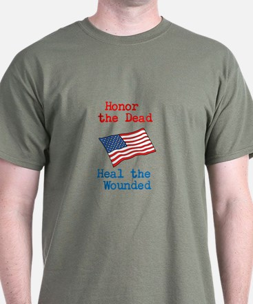 Honor The Dead T-Shirt
