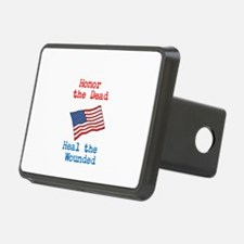 Honor the dead Hitch Cover