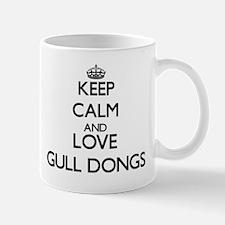 Keep calm and love Gull Dongs Mugs