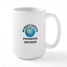 Pensions Adviser Mugs