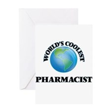Pharmacist Greeting Cards