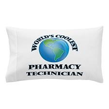 Pharmacy Technician Pillow Case