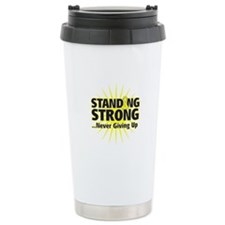 Sarcoma Strong Travel Mug