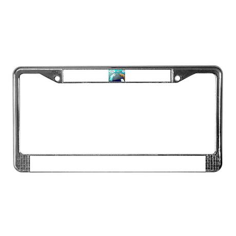 DEEP WATER 2 License Plate Frame