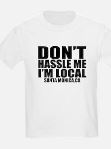 Dont Hassle me basic SM T-Shirt