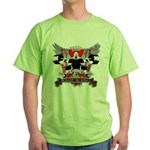 SQUAT IS KING Green T-Shirt