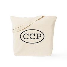 CCP Oval Tote Bag