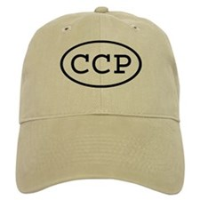 CCP Oval Baseball Cap