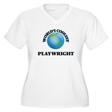 Playwright Plus Size T-Shirt