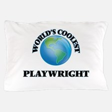 Playwright Pillow Case