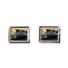 Chevrolet Caprice 1978 Rectangular Cufflinks