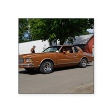 "Chevrolet Monte Carlo 1978 Square Sticker 3"" x 3"""