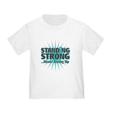 Ovarian Cancer Strong T