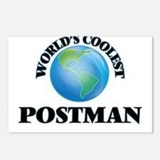 Postman Postcards (Package of 8)